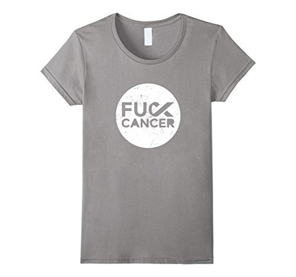 Cancer T-shirt Cancer gift Heather Grey / 3XL T-Shirt BelDisegno