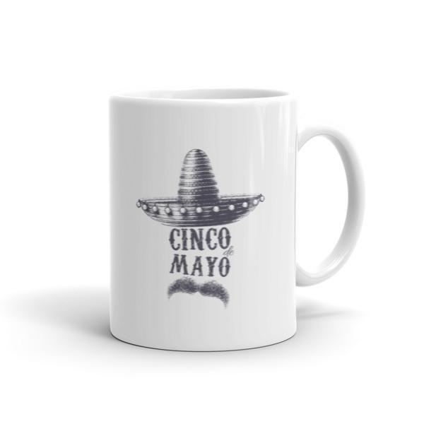 Cinco de Mayo Coffee Mug Size: 11oz