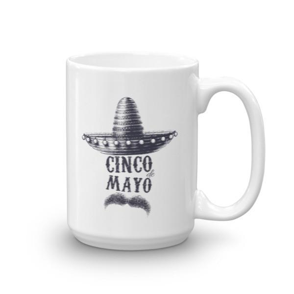 Cinco de Mayo Coffee Mug 15oz Mug BelDisegno