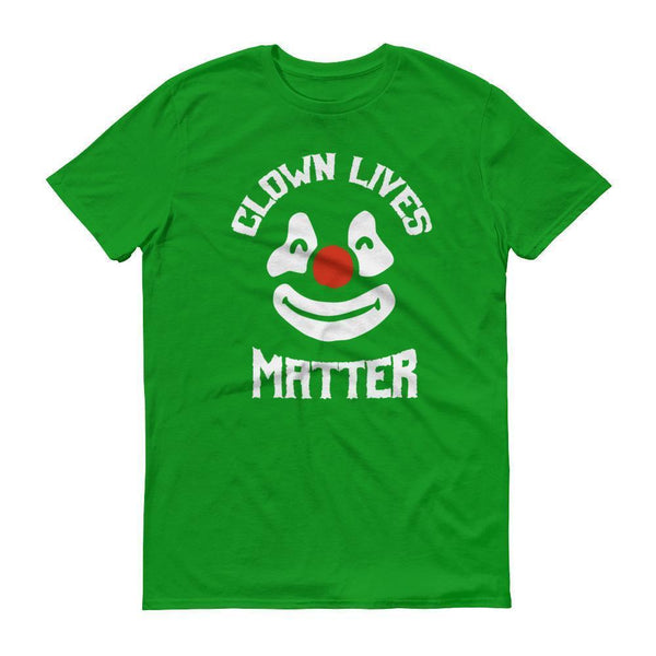 Clown Lives Matter Shirt Green Apple / 3XL T-Shirt BelDisegno
