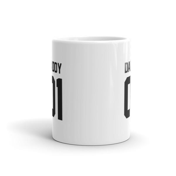 Daddy 01 Coffee Mug  Mug BelDisegno