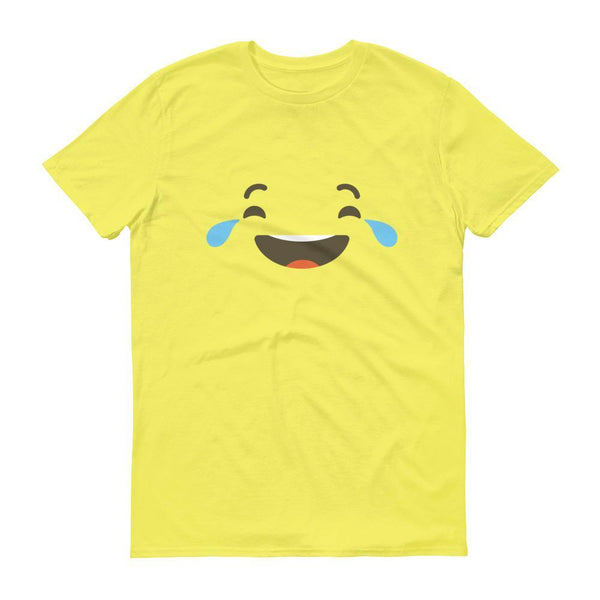 Emoji Shirt Spring Yellow / 3XL T-Shirt BelDisegno