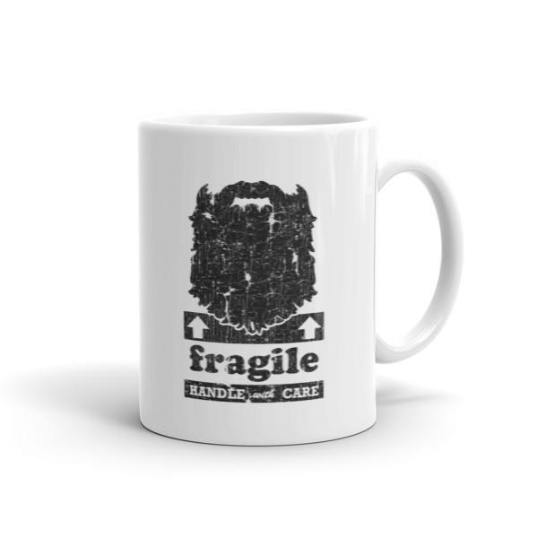 Fragile Coffee Mug 11oz Mug BelDisegno