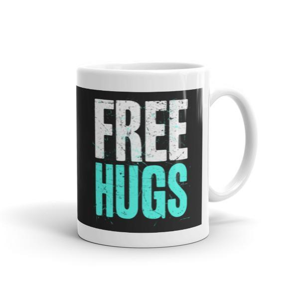 Free Hugs Coffee Mug 11oz Mug BelDisegno