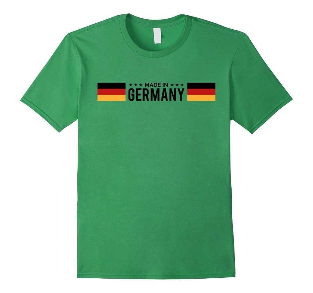 Germany Flag Germany Funny Novelty s T-shirt Grass / 3XL T-Shirt BelDisegno