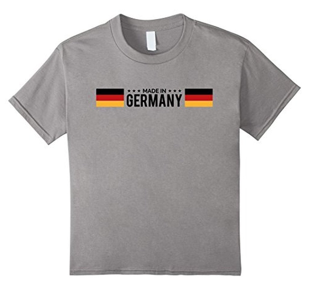 Germany Flag Germany Funny Novelty s T-shirt Heather Grey / 3XL T-Shirt BelDisegno