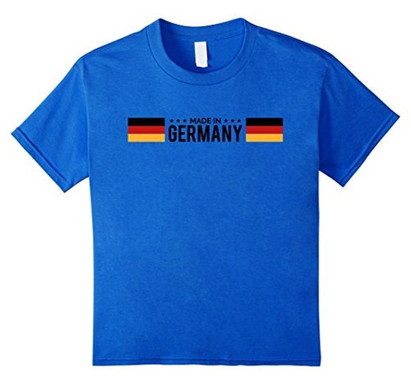 Germany Flag Germany Funny Novelty s T-shirt Royal Blue / 3XL T-Shirt BelDisegno