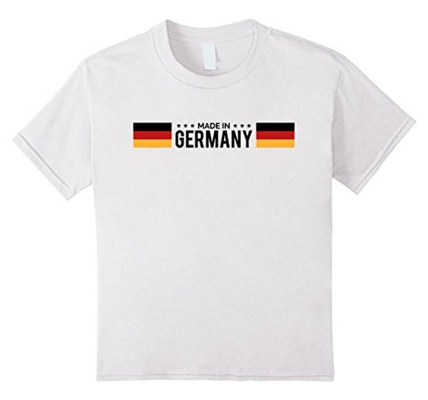 Germany Flag Germany Funny Novelty s T-shirt White / 3XL T-Shirt BelDisegno