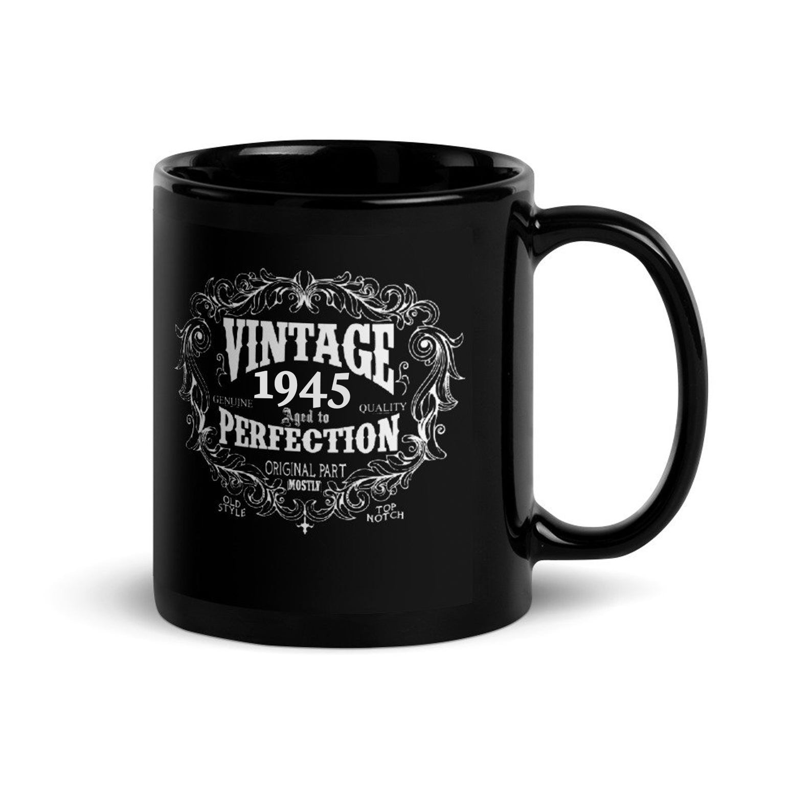 born in 1945 76 years old Coffee Mug