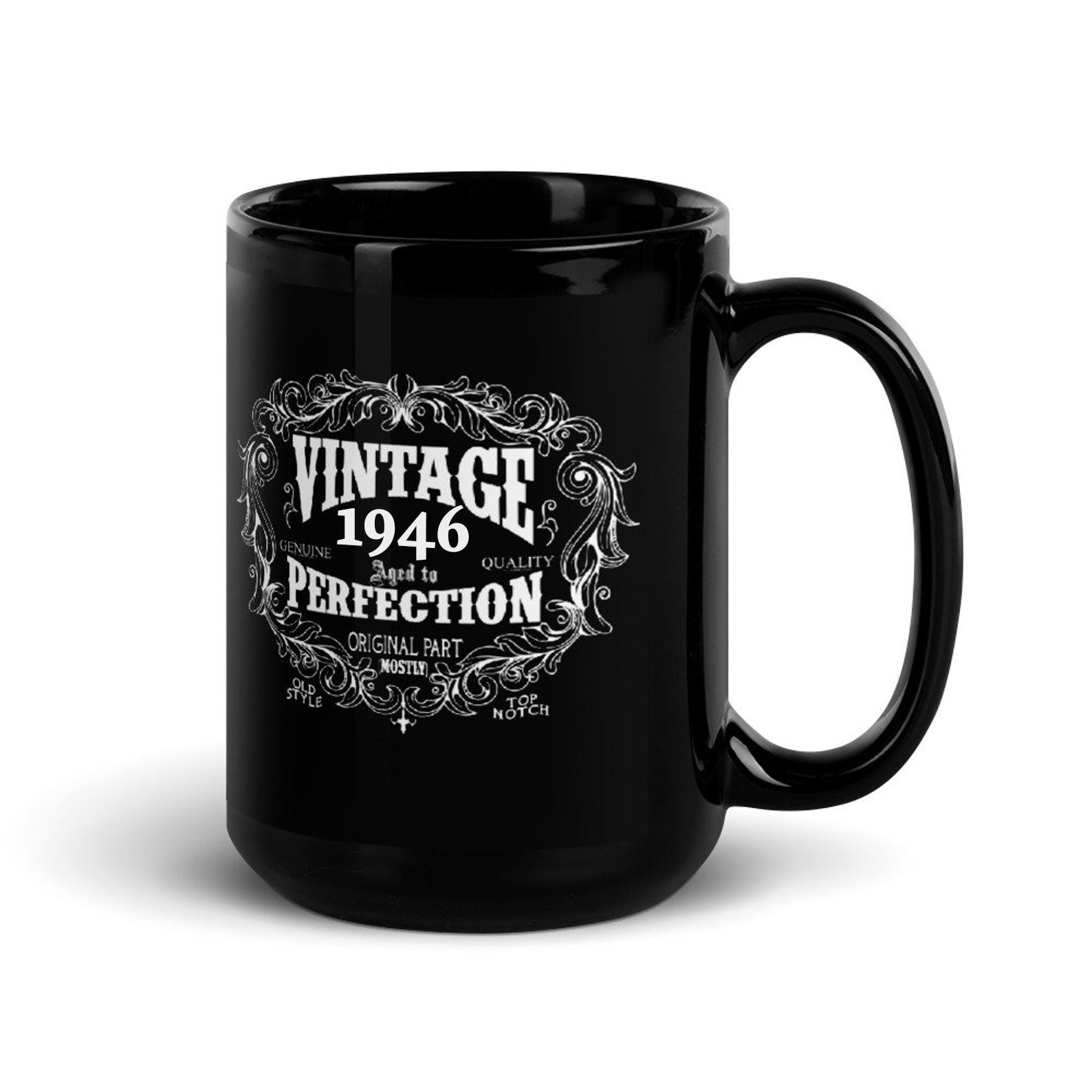 Born in 1946 75 years old Coffee Mug