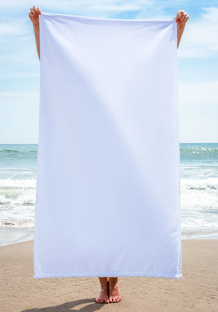 Custom beach towel | Personalized Beach Towels - Towel Gift with saying picture Photo for Adult girls boys | personalize beach towel adult   BelDisegno