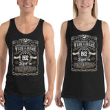 1932 Birthday Gift, Vintage Born in 1932 Tank tops for men women 88th Birthday shirt for him her, Made in 1932  Tanks, 88 Year Old Birthday Size: XSDesign: #3Color: Black