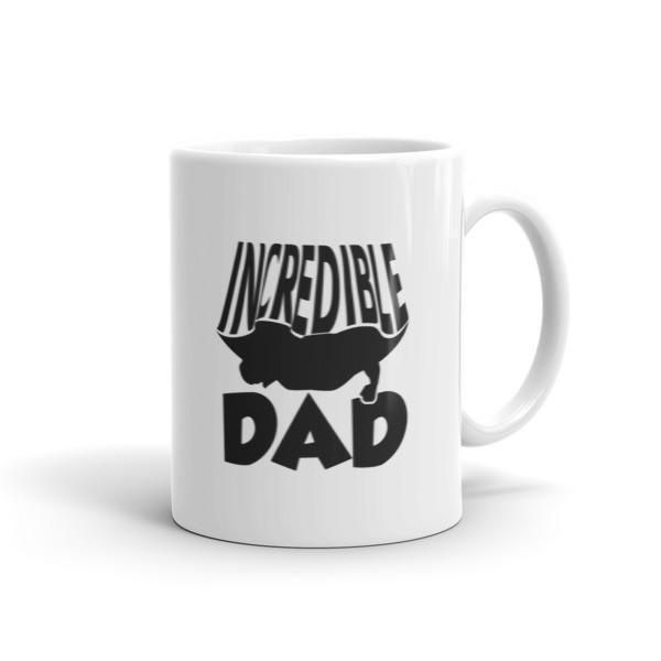 Incredible Dad Coffee Mug 11oz Mug BelDisegno