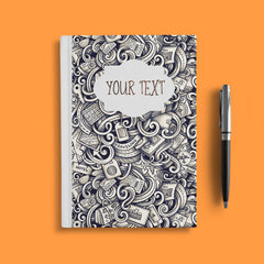 products/journal-ruled-line-notebook-hard-cover-wedding-journal-with-quote-saying-photo-ruled-recipe-book-notebook-beldisegno-2.jpg