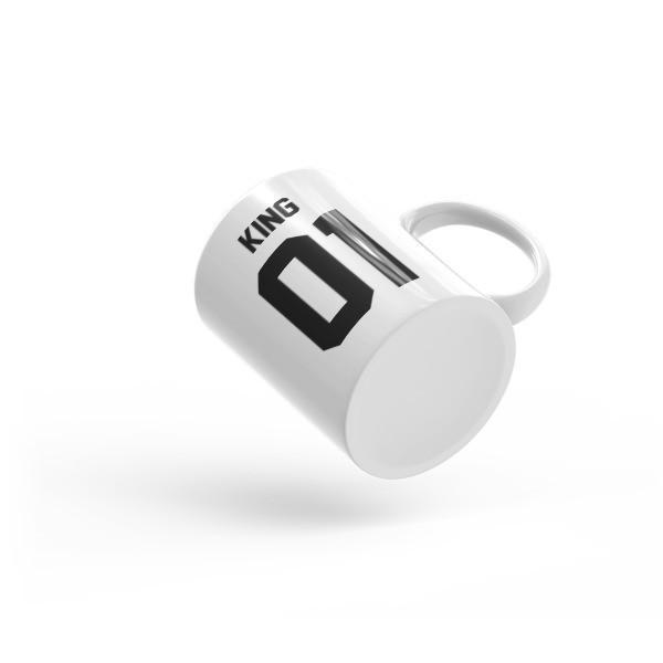 King 01 Coffee Mug  Mug BelDisegno