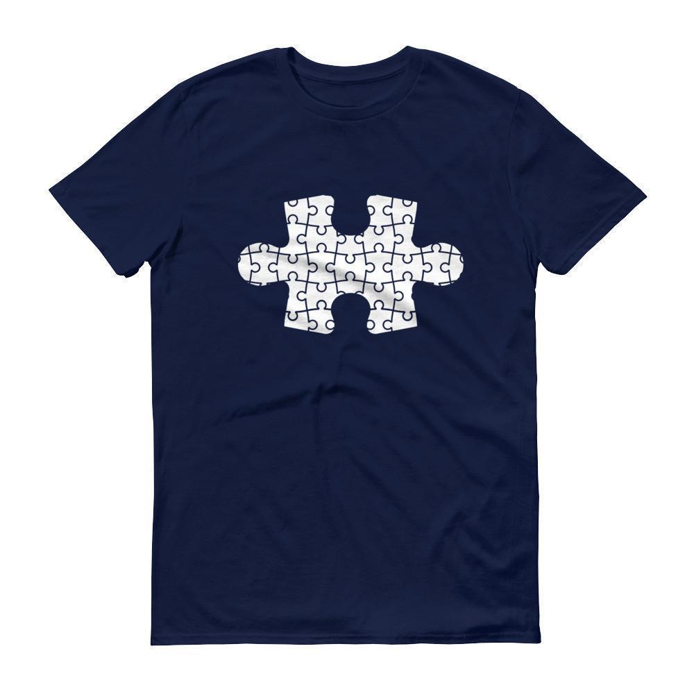 Autism Awareness Autism Day T-shirt Color: Black, Smoke, Navy, Royal Blue, RedSize: S, M, L, XL, 2XL, XS, 3XL