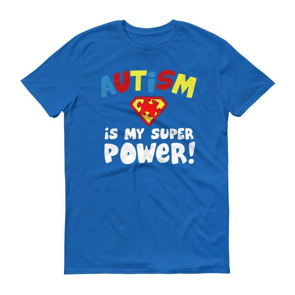 Autism is my superpower T-shirt - Autism Gifts