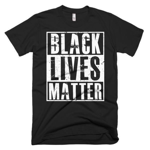 Men's Black Lives Matter T-shirt Black / 3XL / Men T-Shirt BelDisegno