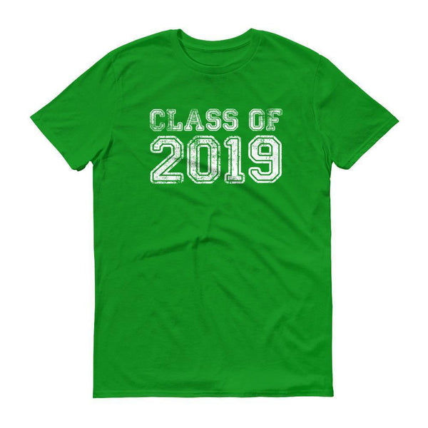 Men's Class of 2019 tshirt Back to school gift-T-Shirt-MaryLaax-Green Apple-S-BelDisegno