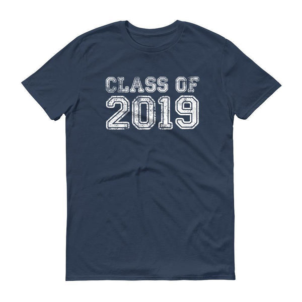 Men's Class of 2019 tshirt Back to school gift-T-Shirt-MaryLaax-Lake-S-BelDisegno