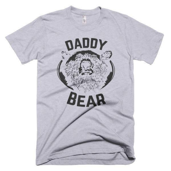 Daddy Bear T-shirt - Funny father's day gift