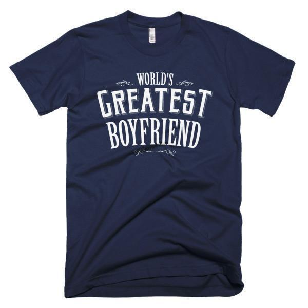 World's Greatest Boyfriend T-shirt