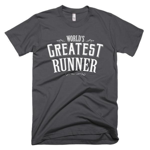 World's Greatest Runner T-shirt