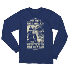 products/mens-you-dont-always-need-a-plan-just-balls-and-a-beard-t-unisex-tshirt-t-shirt-beldisegno-navy-s-2.jpg