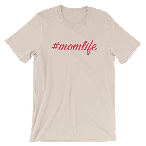 Mom Life Short-Sleeve Unisex T-Shirt