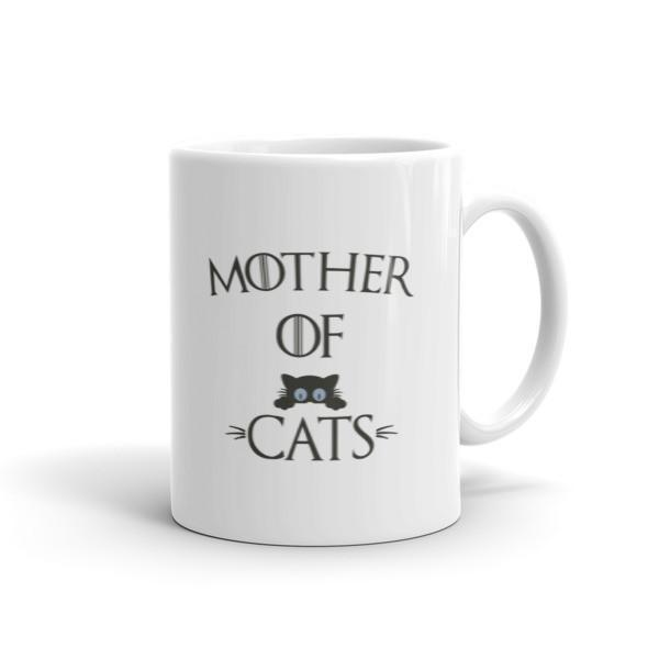Mother of Cats instead of dragon Coffee Mug 11oz Mug BelDisegno