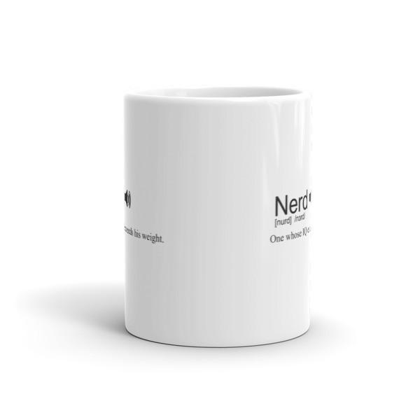Nerd definition Coffee Mug  Mug BelDisegno
