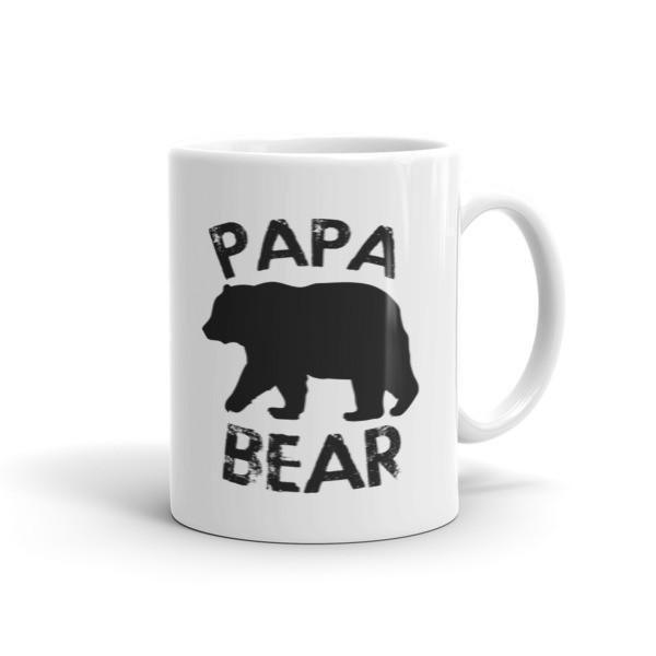 PAPA BEAR Coffee Mug 11oz Mug BelDisegno