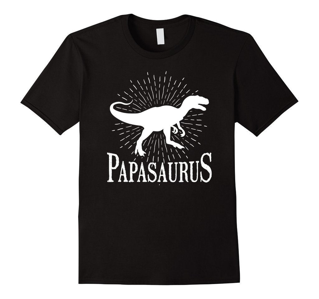 papasaurus T-shirt
