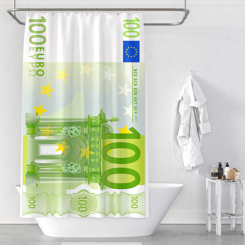 Personalized Shower Curtains - Custom bathroom shower curtains ...