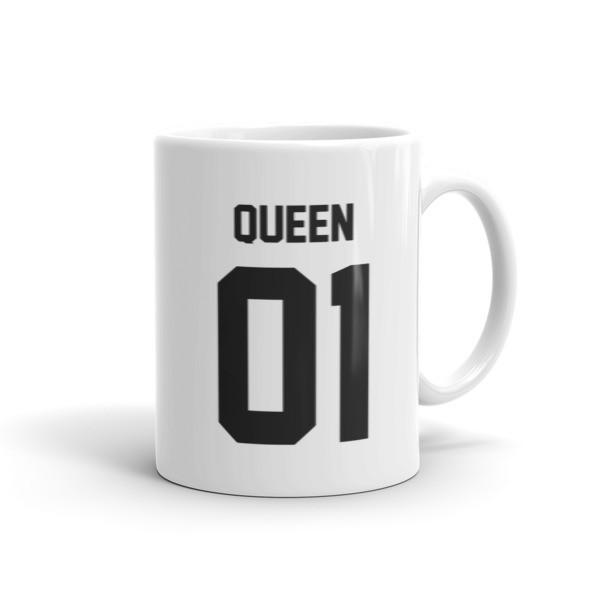 Queen 01 Coffee Mug 11oz Mug BelDisegno