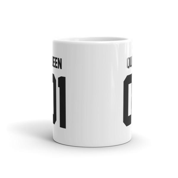 Queen 01 Coffee Mug  Mug BelDisegno