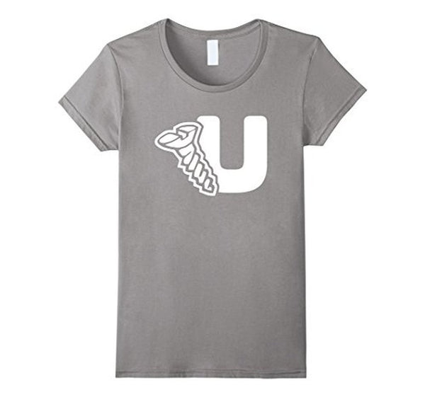 Screw u Humor Funny Cool screw you s T-shirt Heather Grey / 3XL T-Shirt BelDisegno