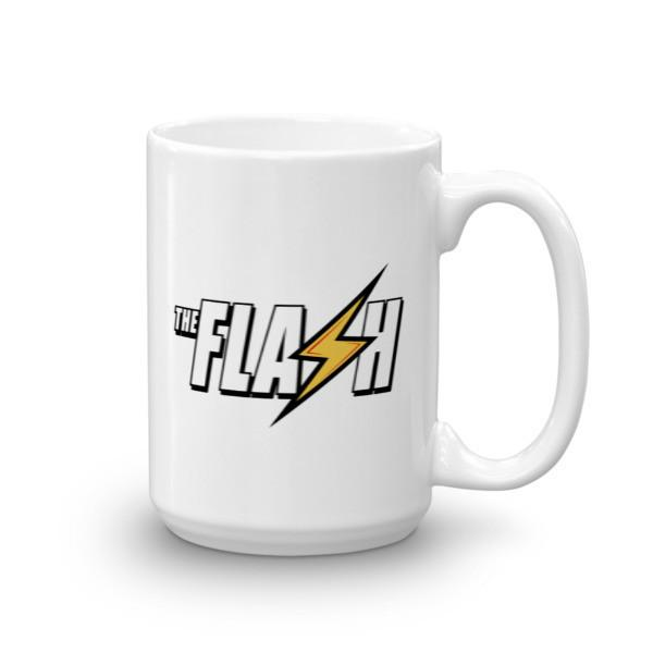 the Flash Coffee Mug 15oz Mug BelDisegno