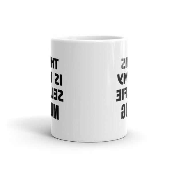 This is my selfie Coffee Mug  Mug BelDisegno