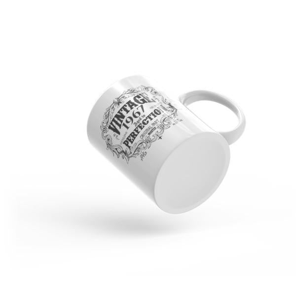 Born in 1967 53 years old Coffee Mug Size: 11oz, 15ozColor: White, Black