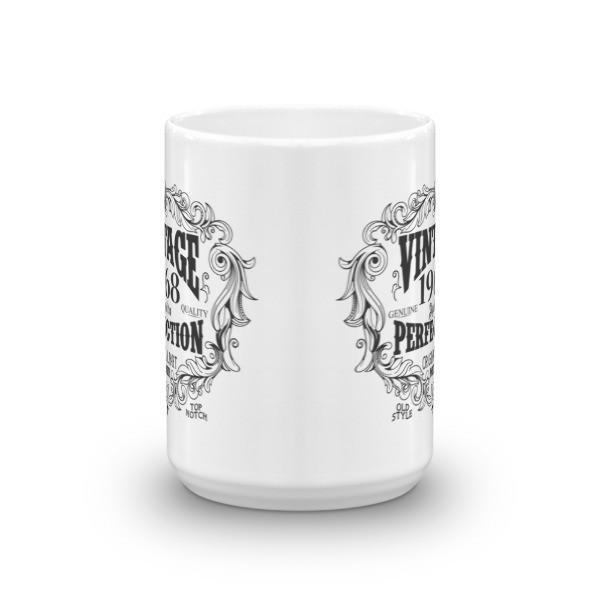 Born in 1968 50 years old Coffee Mug  Mug BelDisegno