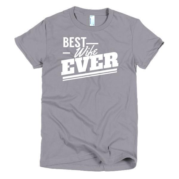 Women's Best Wife Ever TShirt-T-Shirt-BelDisegno-Slate-S-Women-BelDisegno