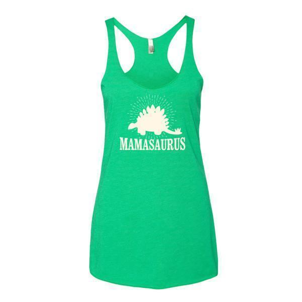 Women's mammasaurus Tank Top Envy / XL Tank Top BelDisegno