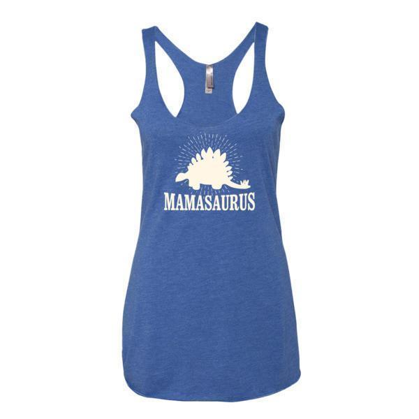 Women's mammasaurus Tank Top Vintage Royal / XL Tank Top BelDisegno