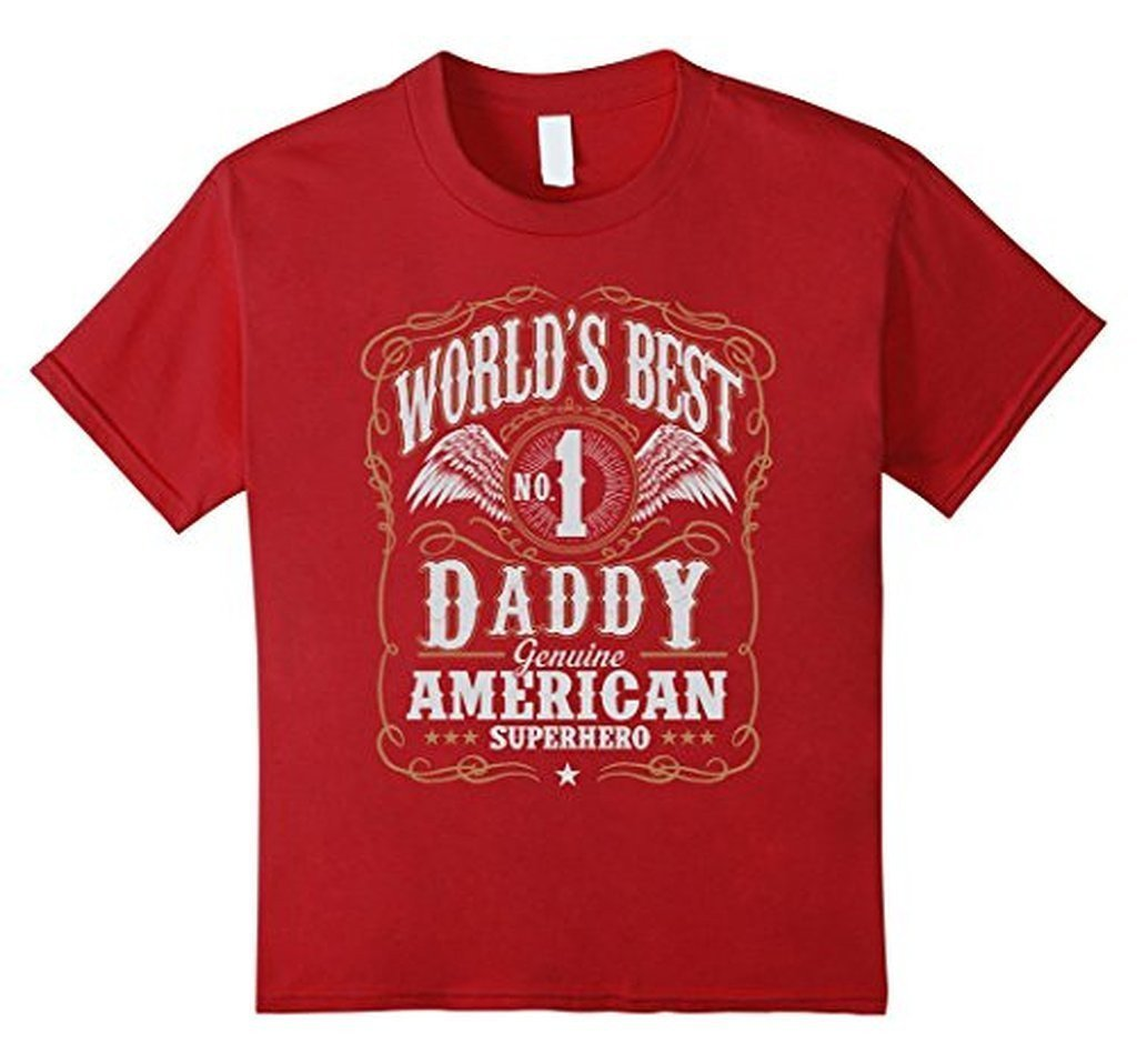 World's Best Daddy Birthday Gifts Father's day Gift T-shirt