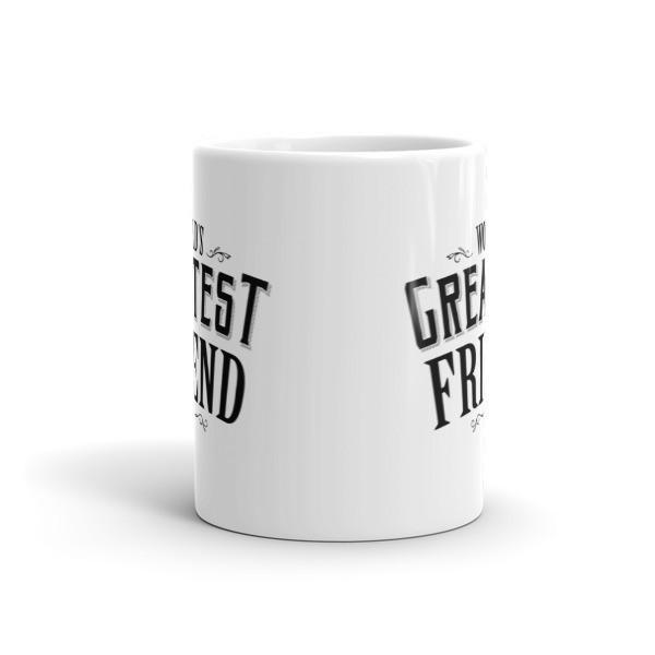 World's Greatest Friend Coffee Mug  Mug BelDisegno