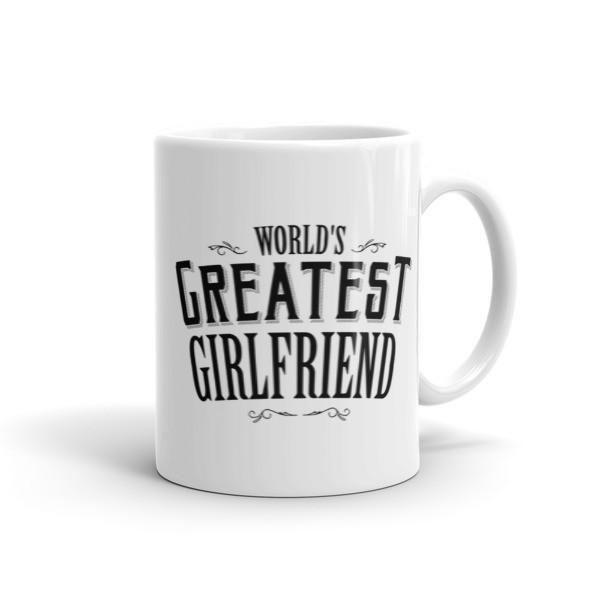 World's Greatest Girlfriend Coffee Mug 11oz Mug BelDisegno