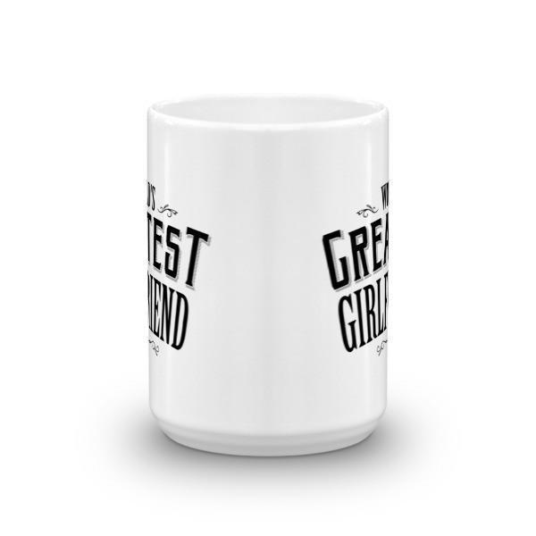 World's Greatest Girlfriend Coffee Mug  Mug BelDisegno