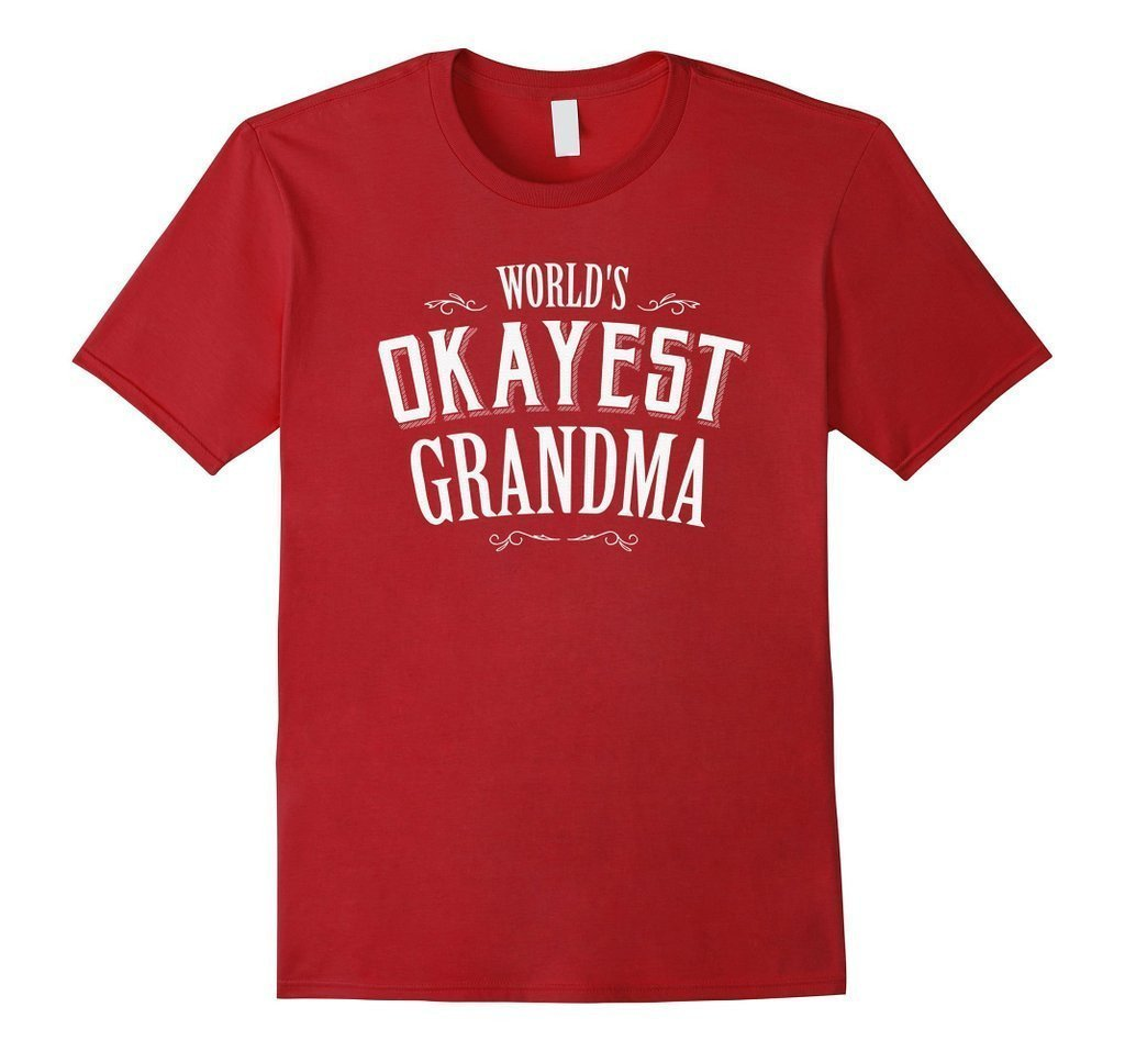 World's Greatest GRANDMA T Mother's Day Birthday Gift T-shirt Cranberry / XL T-Shirt BelDisegno