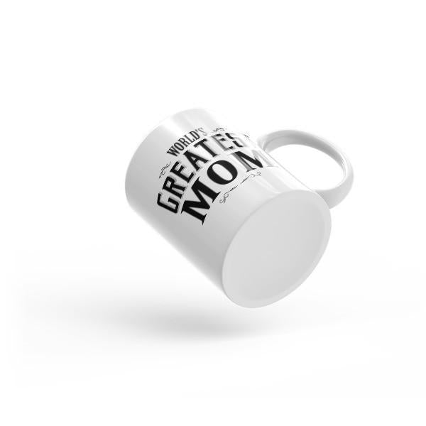 World's Greatest Mom Coffee Mug  Mug BelDisegno